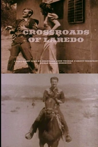 Poster of Crossroads of Laredo