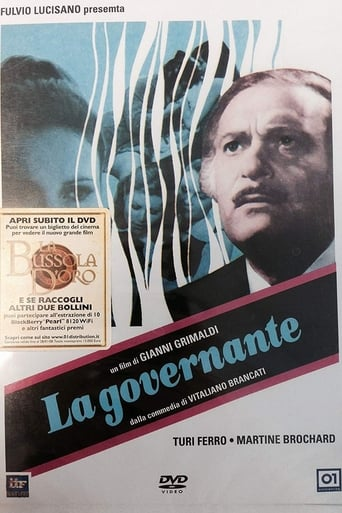 Poster of The Governess