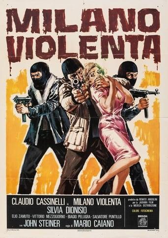 Poster of Milano Violenta