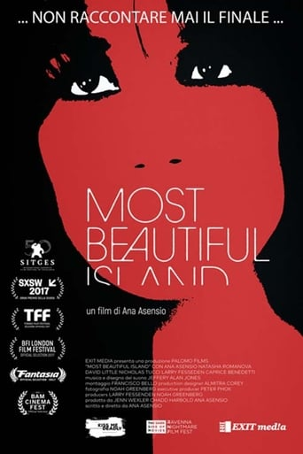 Poster of Most Beautiful Island