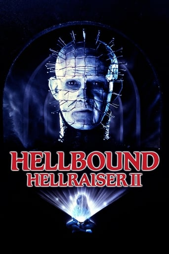 Poster of Hellbound: Hellraiser II