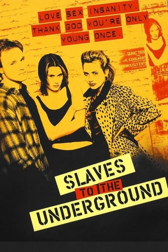 Poster of Slaves to the Underground