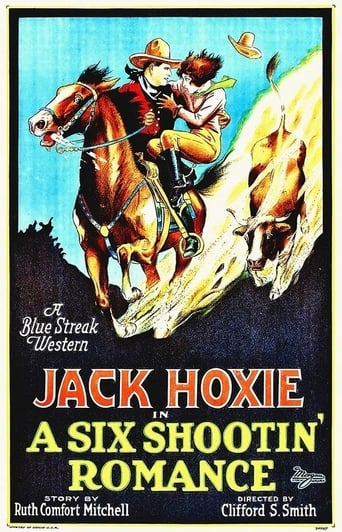 Poster of A Six Shootin' Romance