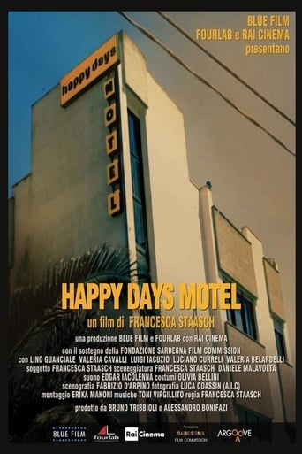 Poster of Happy Days Motel
