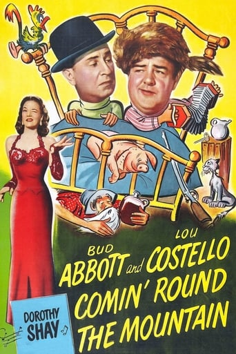 Poster of Comin' Round the Mountain