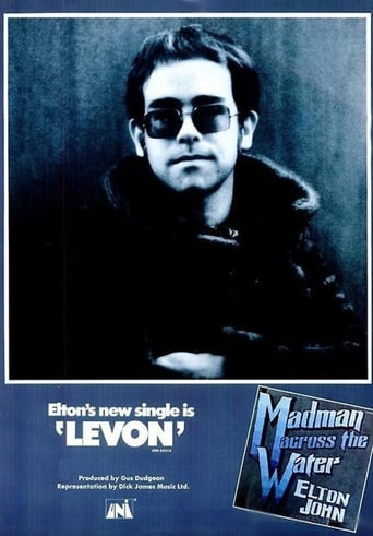 The Making of Elton John: Madman Across the Water
