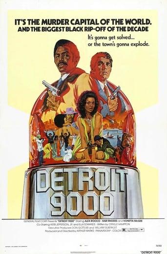 Poster of Detroit 9000