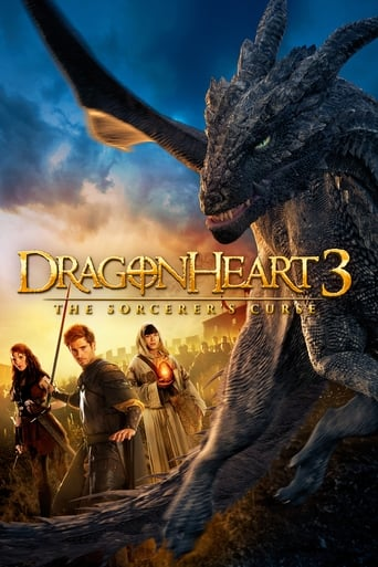 Poster of Dragonheart 3: The Sorcerer's Curse