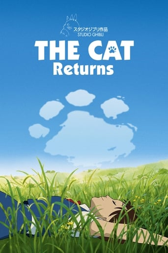 Poster of The Cat Returns