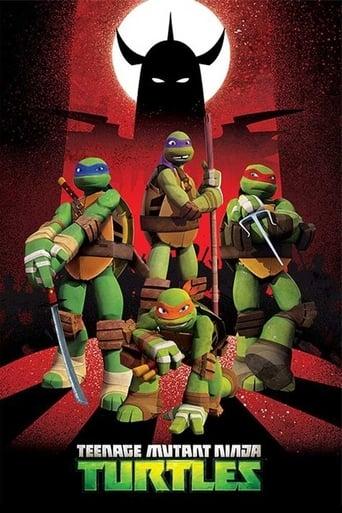 Poster of Teenage Mutant Ninja Turtles Rise of the Turtles