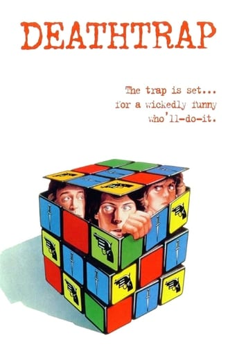 Poster of Deathtrap