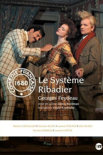 Poster of Le Système Ribadier