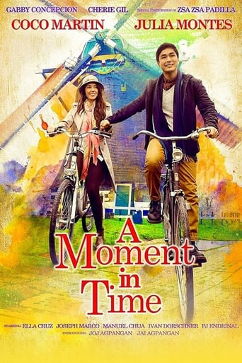 Poster of A Moment In Time