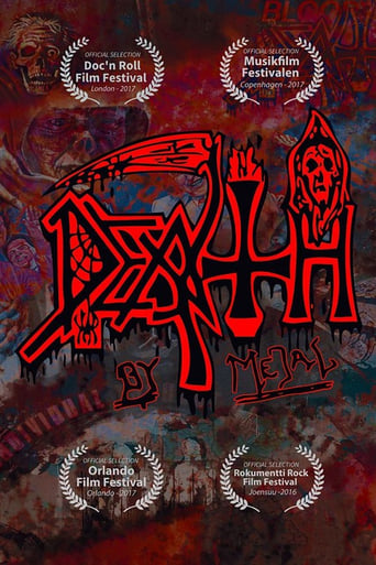 Poster of DEATH by MetaL