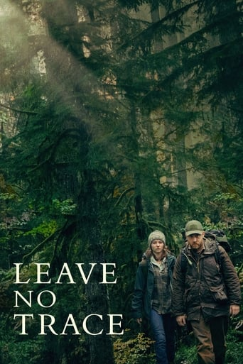 Poster of Leave No Trace