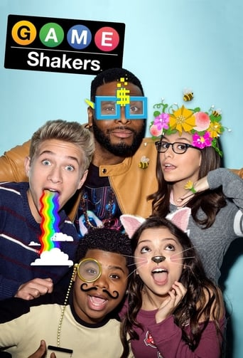 Poster of Game Shakers