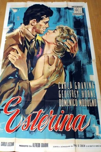 Poster of Esterina