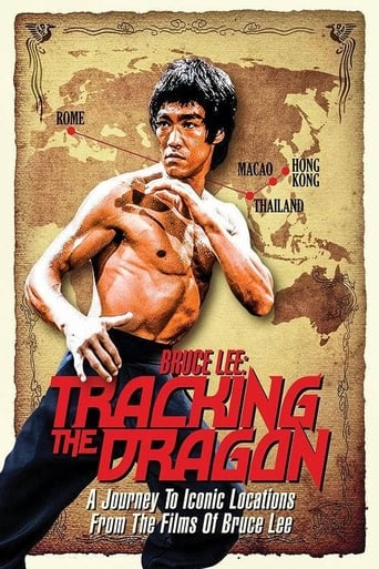 Poster of Bruce Lee: Tracking the Dragon