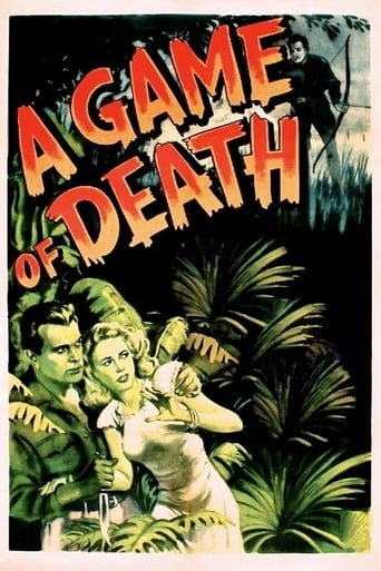 Poster of A Game of Death