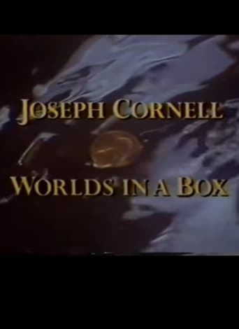 Poster of Joseph Cornell: Worlds in a Box