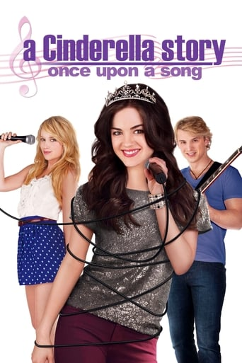 Poster of A Cinderella Story: Once Upon a Song