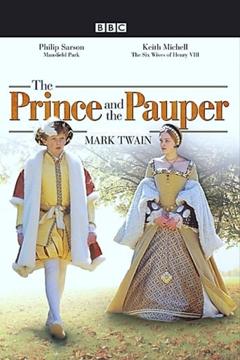 Poster of The Prince and the Pauper