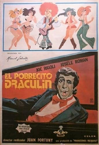 Poster of El pobrecito Draculín