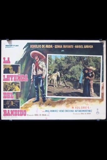 Poster of La leyenda del bandido