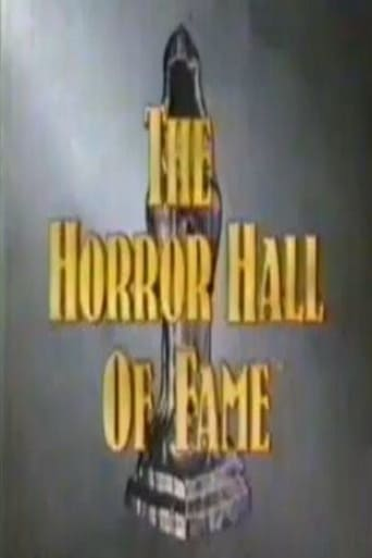 Poster of The Horror Hall of Fame III