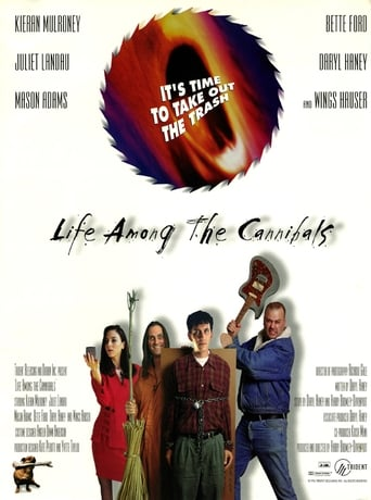 Poster of Life Among the Cannibals