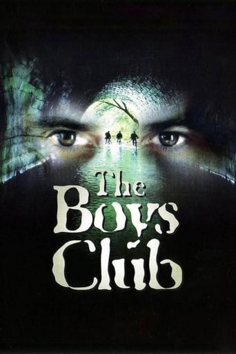 Poster of The Boys Club