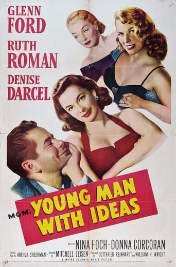 Poster of Young Man with Ideas