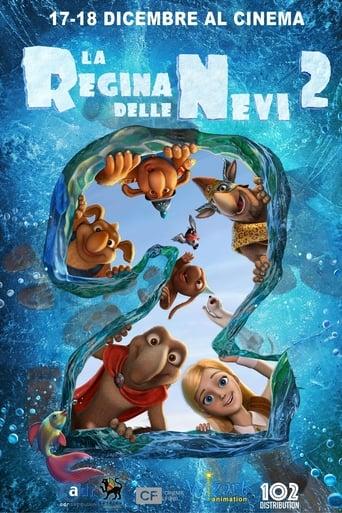 Poster of La regina delle nevi 2