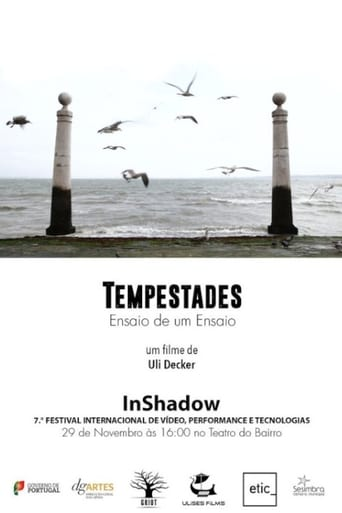 Poster of Tempests - Essay on a Rehearsal