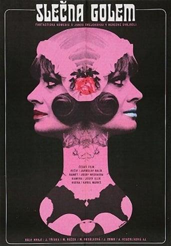 Poster of Slečna Golem