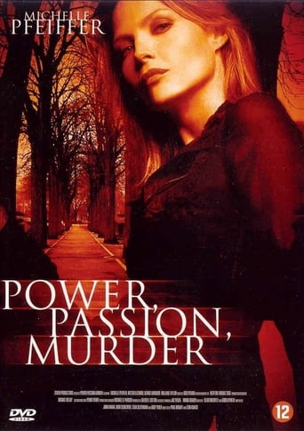 Poster of Power, Passion And Murder
