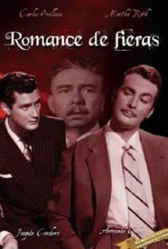 Poster of Romance de fieras