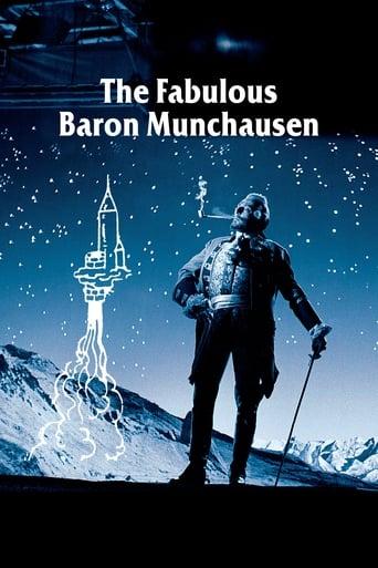 Poster of The Fabulous Baron Munchausen