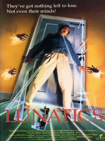 Poster of Lunatics: A Love Story