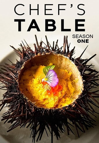 Chef's Table 1ª Temporada - Poster