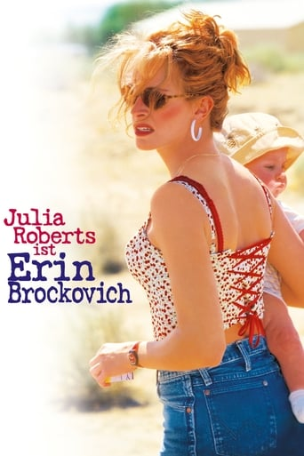 Filmplakat von Erin Brockovich