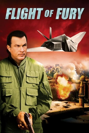 Poster of Flight of Fury