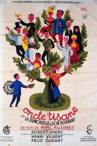 Poster of La demoiselle et son revenant