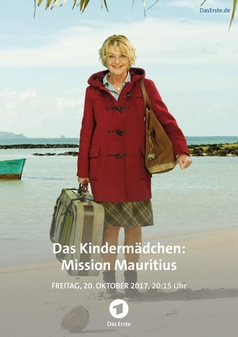 Poster of Das Kindermädchen: Mission Mauritius