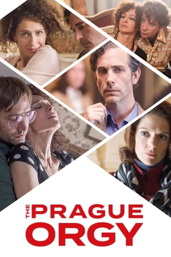 Poster of The Prague Orgy