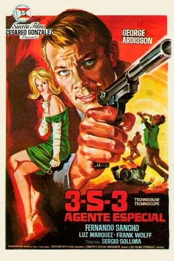 Agente 3S3, massacro al sole