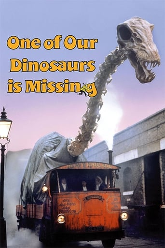 Poster of One of Our Dinosaurs Is Missing