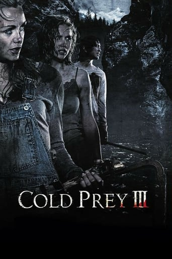Poster of Cold Prey III