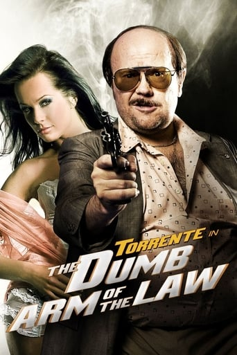 Poster of Torrente, the Dumb Arm of the Law