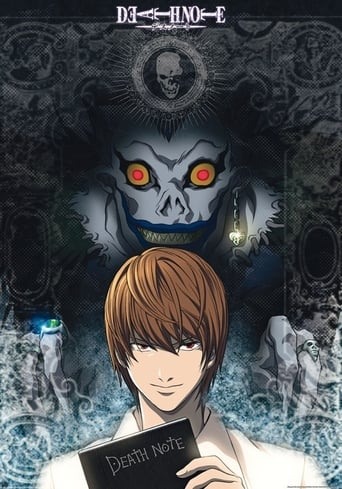 Poster of Death Note